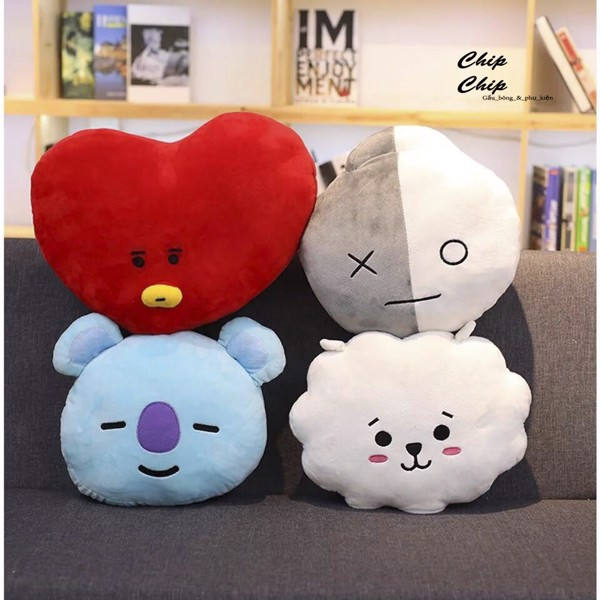 Gối bt21 shooky