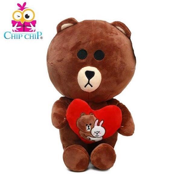 Gấu bông teddy tình yêu