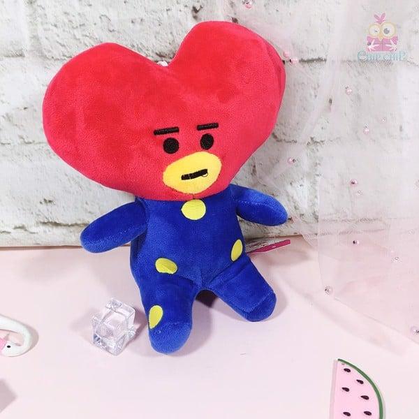 Gấu bông hít kiếng BTS