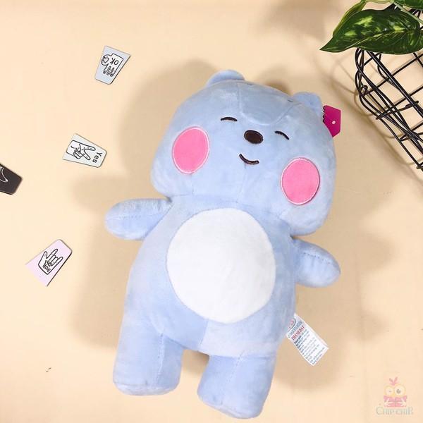 Gấu xanh icon 30cm