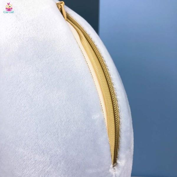 Gối cổ cao su non vịt