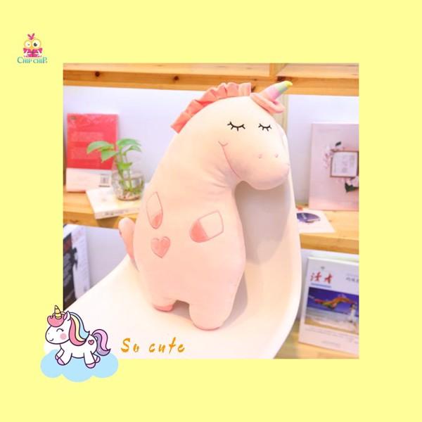 Gối mền unicorn đứng