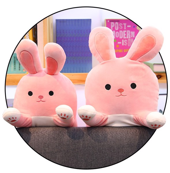 Gối ôm thỏ hug me 3 size
