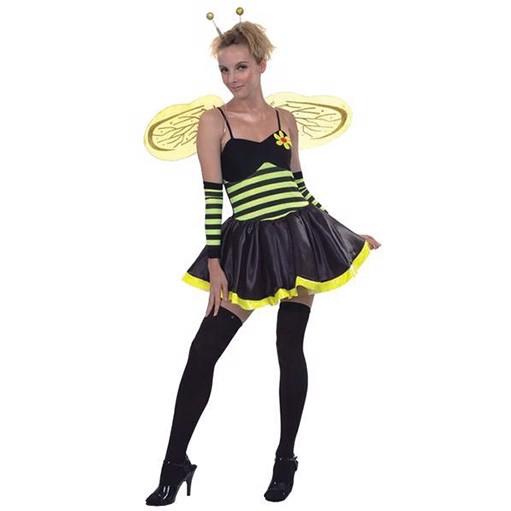 Trang phục hóa trang Halloween nữ bộ váy ong