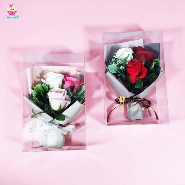 Hộp hoa dear for you