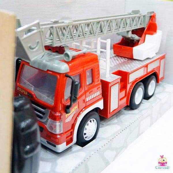 Hộp xe cứu hỏa