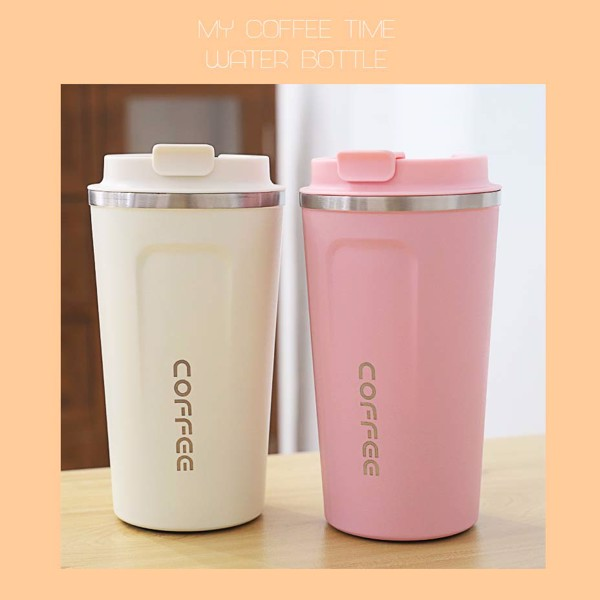 Ly coffee trắng 500ml