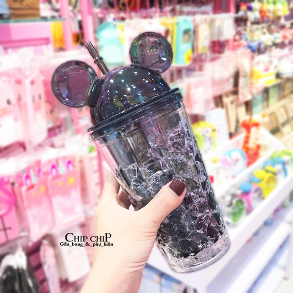 Ly đônh lạnh Mickey 450ml