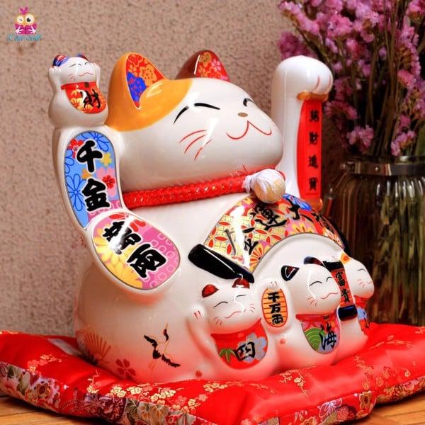Mèo thần tài SW486