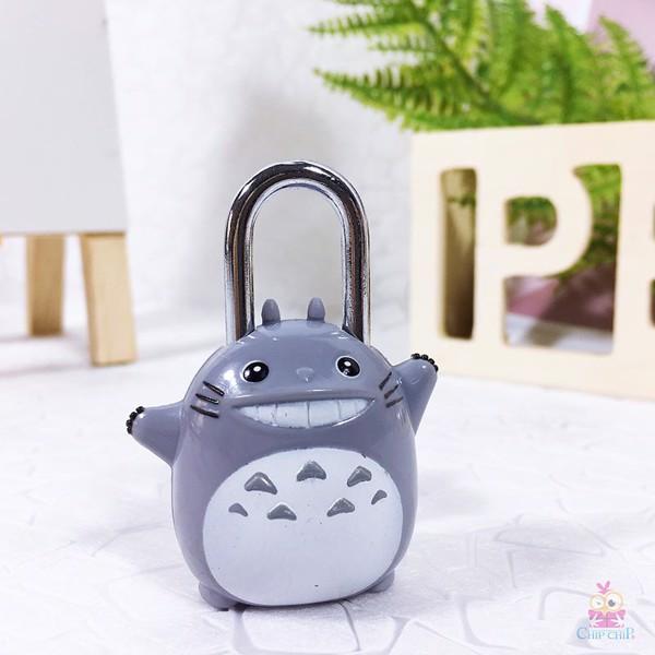 Ổ khóa mini Totoro