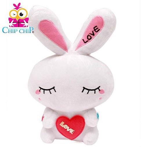 Thỏ bông tình yêu
