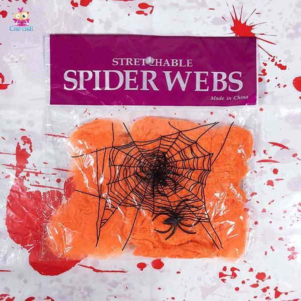 Tơ nhện màu