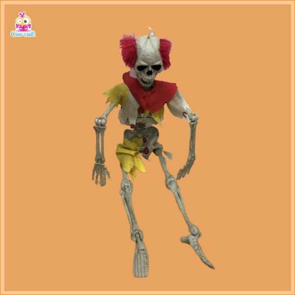 Treo xương chú hề 40cm