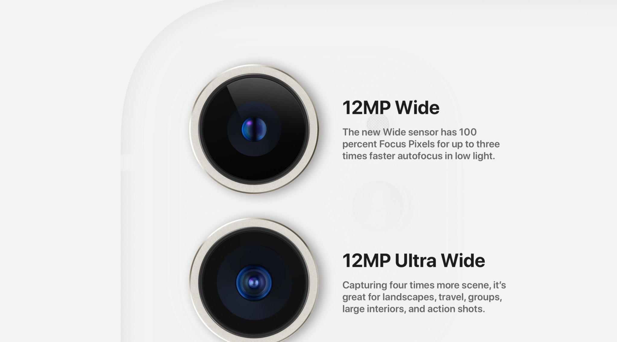 Điện Thoại iPhone 11 64GB-256-512 - Chính Hãng Apple VN
