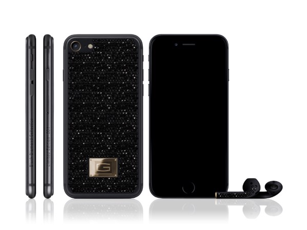 Gresso iPhone 7 Black Diamond