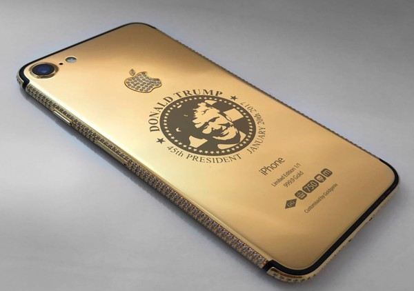 Iphone 7 Donald Trump Edition