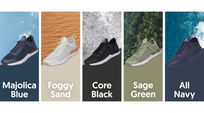 Canyon Sneaker - Đôi giày du lịch tuyệt vời đến từ Tropicfeel