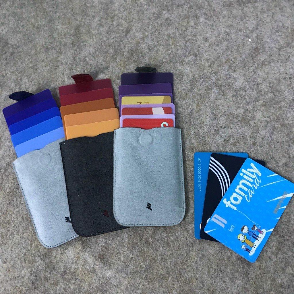 ví chuyên đựng thẻ dax