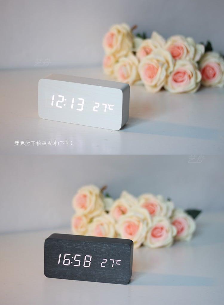 đồng hồ led để bàn tphcm