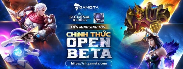 Link Download Survival Heroes Việt Nam