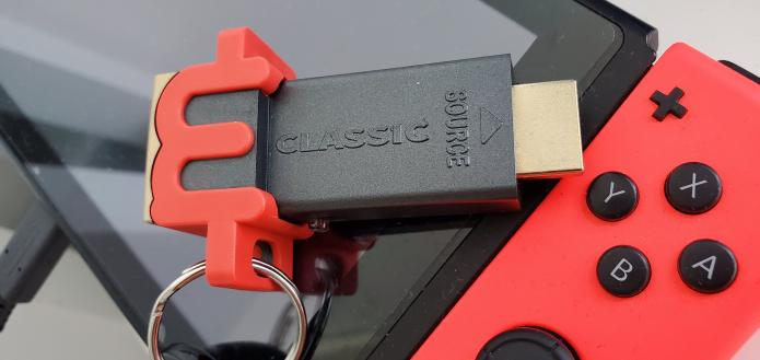 mClassic - USB, phích cắm và bộ xử lý đồ họa gẫy quỹ trên indiegogo