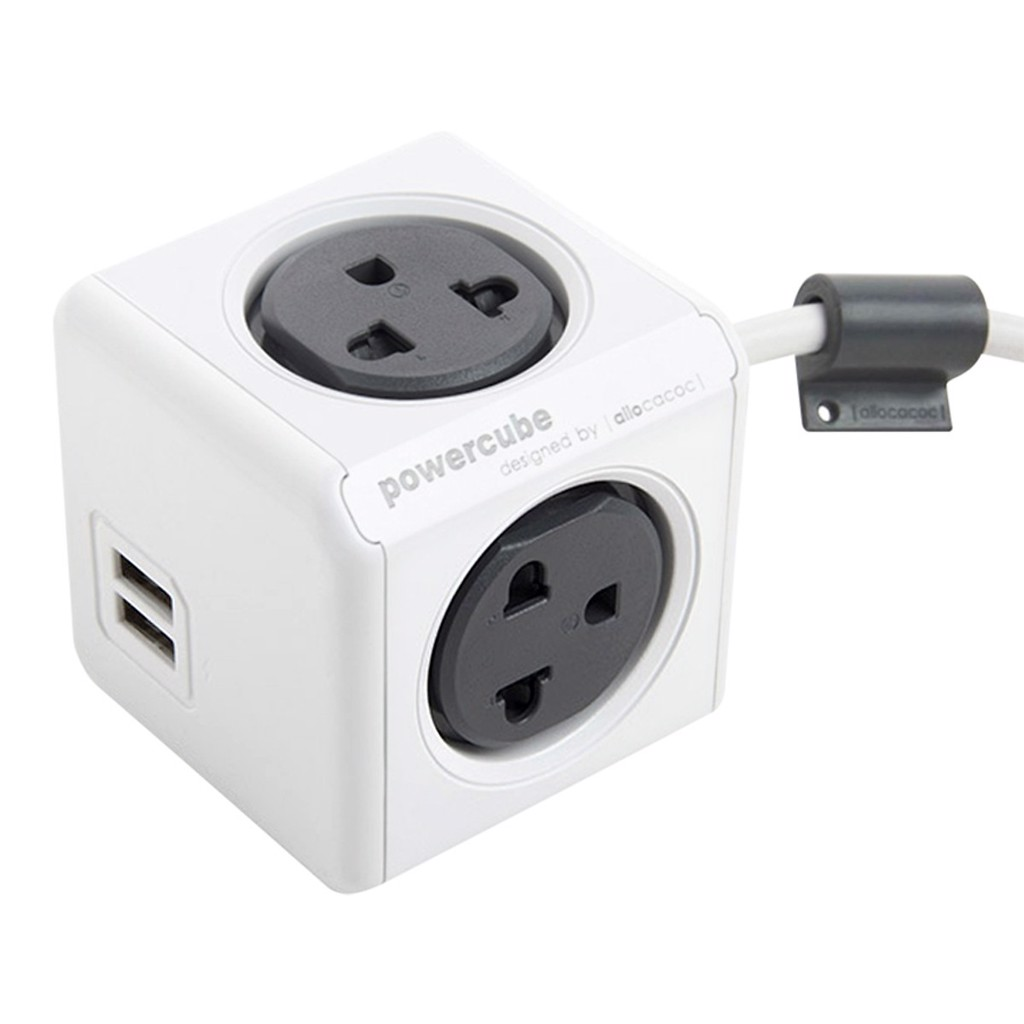 Ổ cắm điện PowerCube Allocacoc