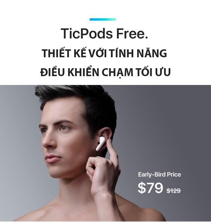 TicPods Free giá