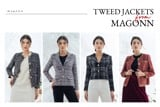 TWEED JACKET FROM MAGONN