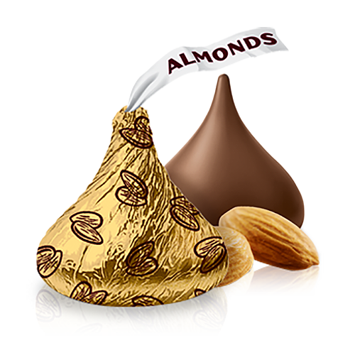 chocolate-hersheys-kisses-with-almonds-340g