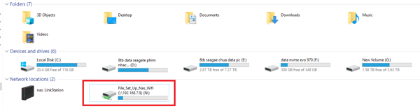 Hướng dẫn sử dụng các tính năng cơ bản Nas Buffalo Linkstation đời mới ( LS210D, LS220DE, LS420DD, LS441DE ...)