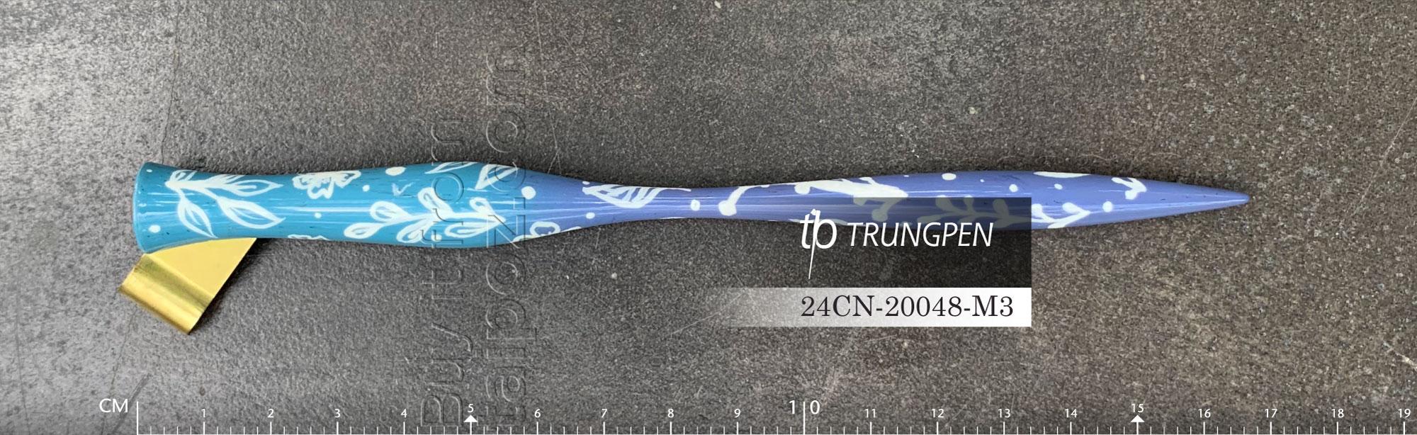 Cán bút oblique gỗ cao cấp Trung Pen – Taipoz