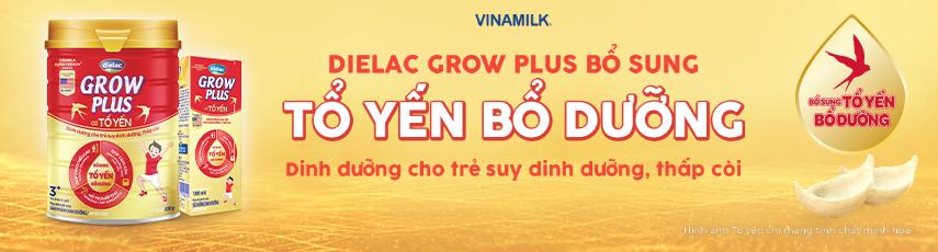 Sữa bột - Dielac Grow Plus - Dielac Grow