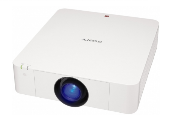may-chieu-laser-sony-fhz66-mau-trang-white