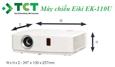may-chieu-eiki-ek-110u