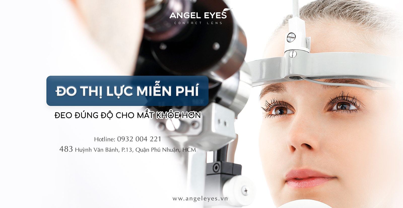 Angel Eyes - All you need for contact lens
