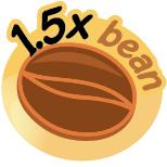 1.5x BEAN