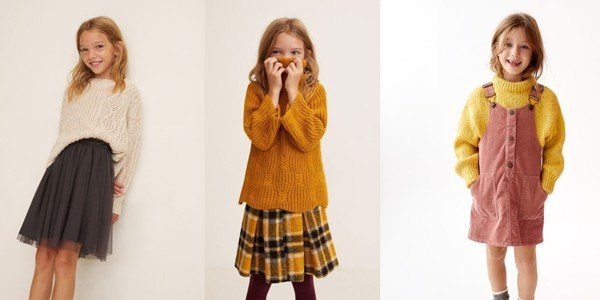 Áo len mix đa dạng phong cách tạo nhiều item mới lạ