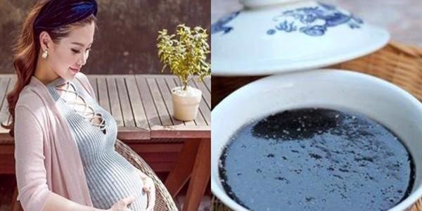 Ăn chè mè đen rất tốt cho hệ xương của mẹ và con
