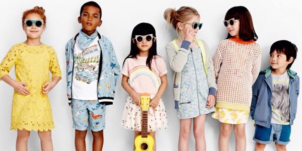 Cửa hàng cung cấp quần áo trẻ em uy tín