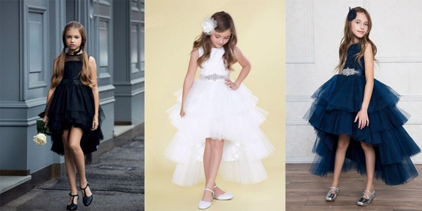 Những mẫu đầm cho cô bé gái cá tính