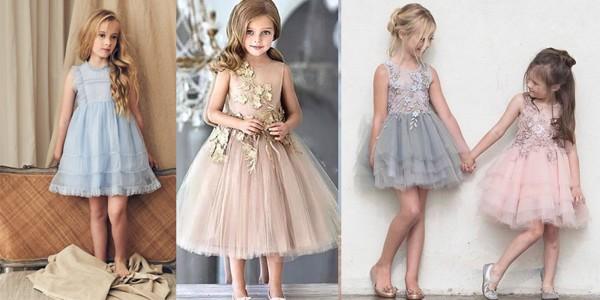 Chiếc đầm đẹp cho con gái yêu thêm xinh