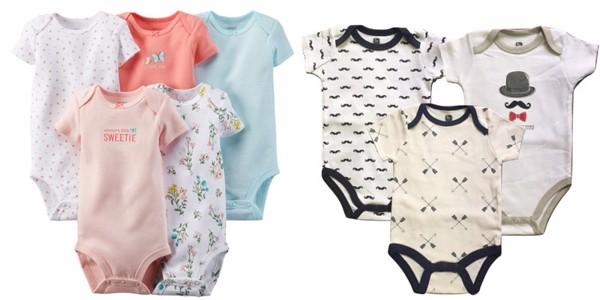 Đồ body cho bé nên làm từ vải tự nhiên hay vải hữu cơ