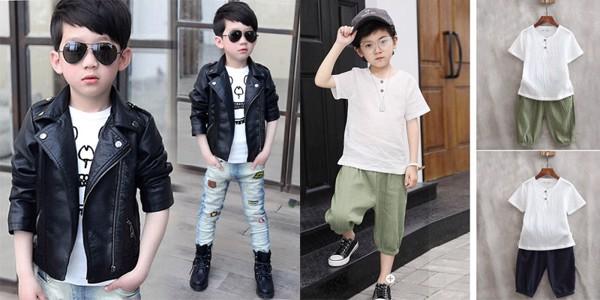 Mẹ nên chọn quần jeans cho bé trai 11 12 tuổi