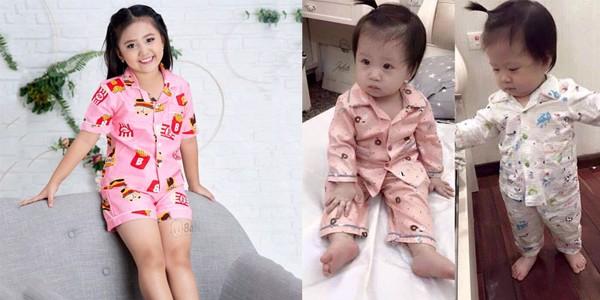 Những lưu ý vàng khi mua đồ ngủ Pijama cho bé