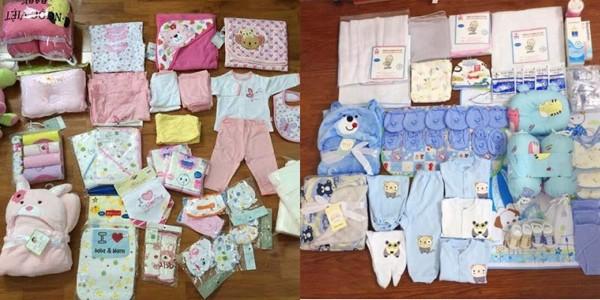 Bỏ túi bí kíp chọn đồ sơ sinh trọn gói mùa hè cho mẹ