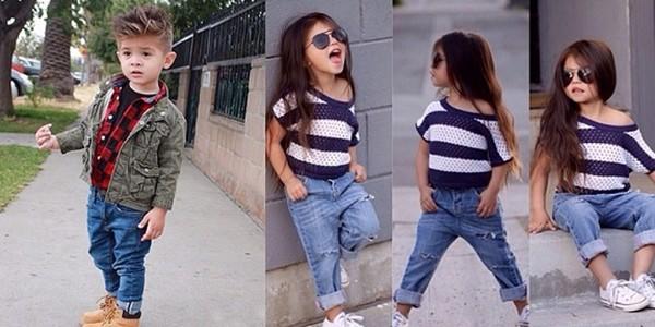 Tùy thuộc vào cân nặng, chiều cao mà mẹ sẽ chọn quần baby phù hợp cho con