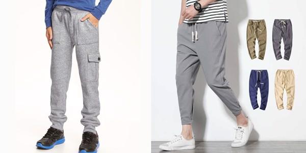 Quần thun - item thời trang chưa bao giờ ngừng hot