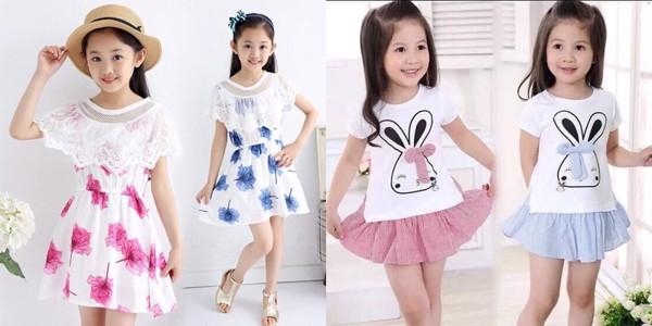 Có khá nhiều lợi ích khi mua quần áo trẻ em chất lượng