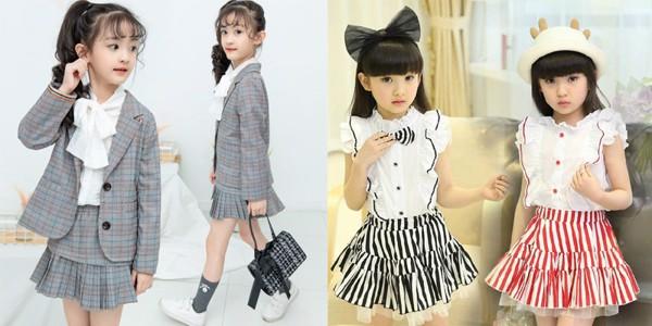 Nên chú ý khi lựa chọn thời trang trẻ em giảm giá