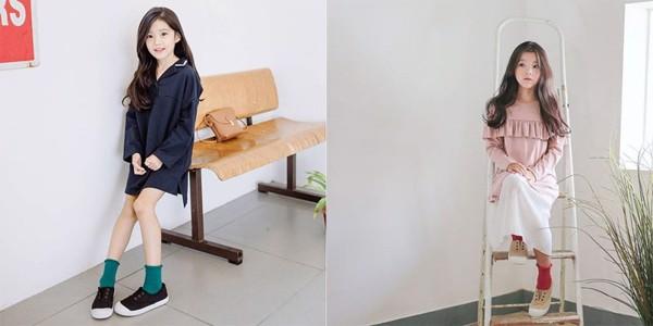 Chọn quần áo cho bé gái 5 6 tuổi mẹ nhớ tham khảo ý các bé